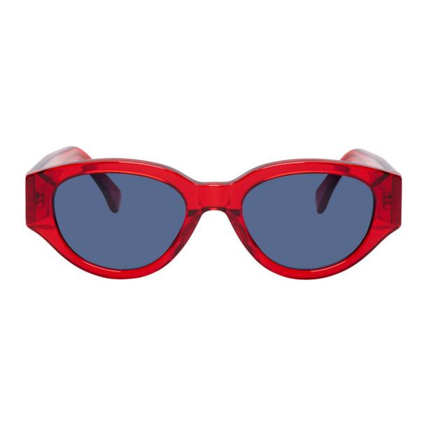 Super Red Drew Mama Sunglasses