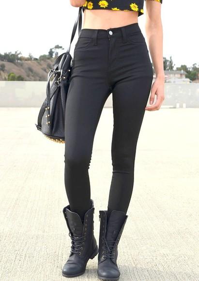 jeans black jeans skinny jeans shoes black skinny jeans black denim high waisted high waisted denim high waisted jeans high waisted black jeans high waisted black skinny jeans