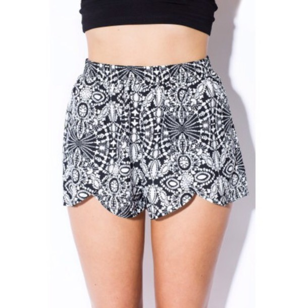 Boho Patterns Shorts - Shop for Boho Patterns Shorts on Wheretoget
