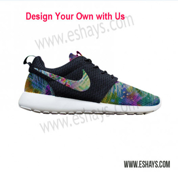 shoes custom kicks bright roshe run roshe