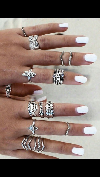 jewels boho ring jewelry knuckle ring rings and tings silver silver ring silver jewelry boho chic boho jewelry bohemian