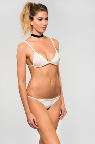swimwear bikini bottoms dbrie swim reversible skimpy white bikiniluxe