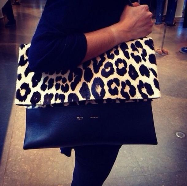 bag leopard print style