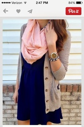 dress,cardigan,scarf,pink,jewels,sweater,heather grey,swimwear,fall outfits,warm,wool,blouse,girly dress,pink skirt,jacket