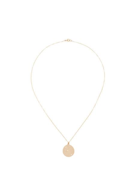 Brooke Gregson women necklace gold grey metallic jewels