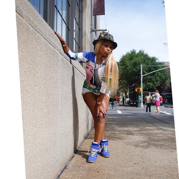 nike nyemiah supreme sisterhood of hip hop oxygen