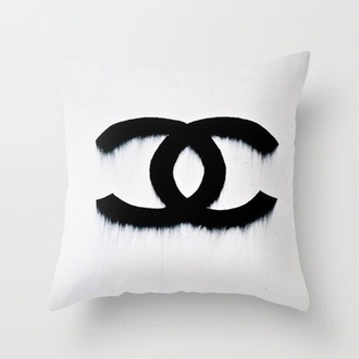 home accessory pillow chanel chanel pillow