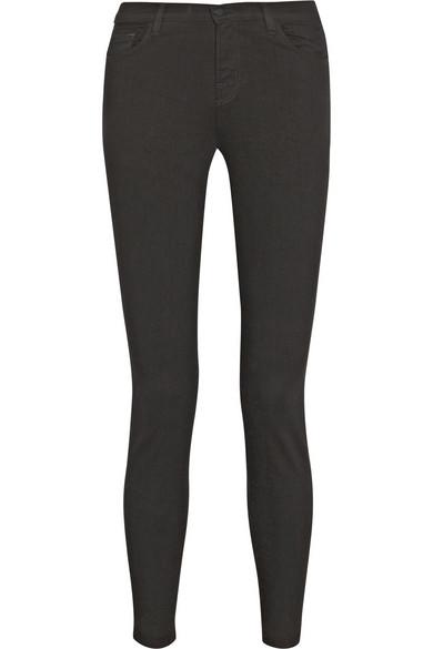 J Brand | 811 Photo Ready mid-rise skinny jeans | NET-A-PORTER.COM