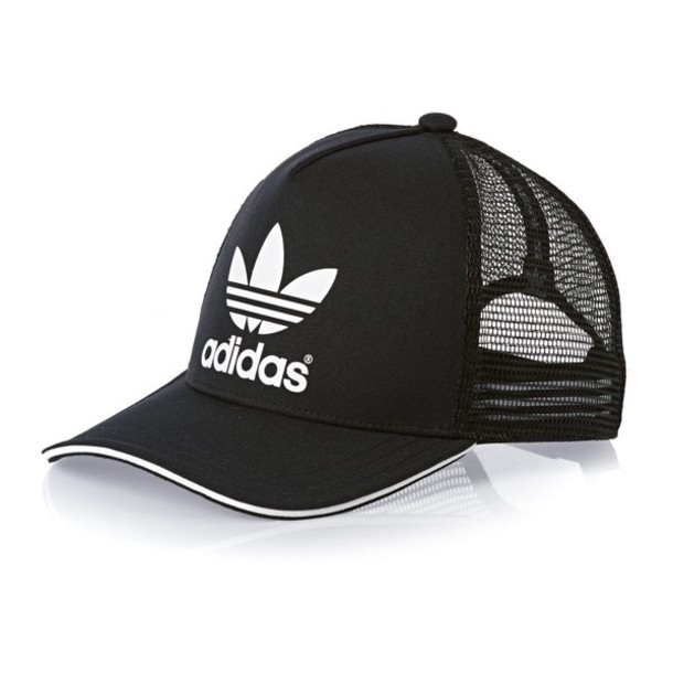 hat black adidas love logo truckerhat hats and beanies adidas originals  white 34eb821fe94