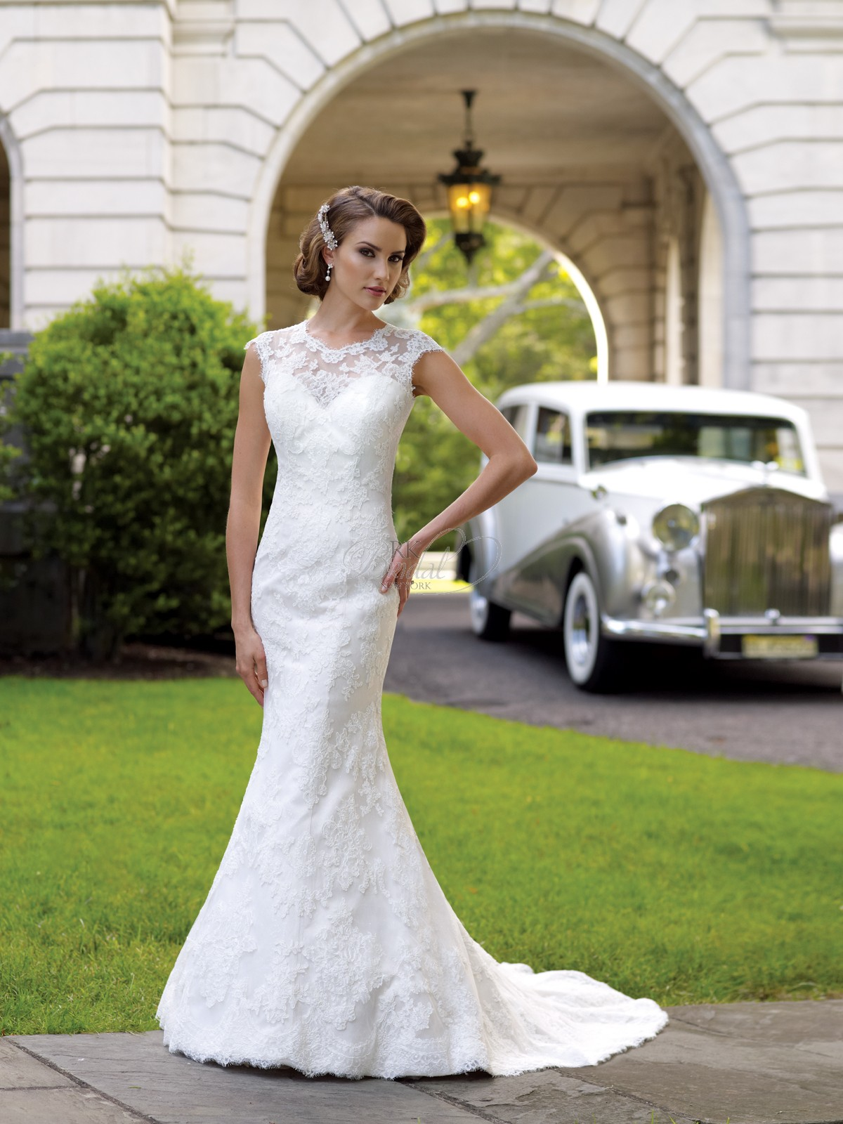 David Tutera for Mon Cheri 2013 RK Bridal