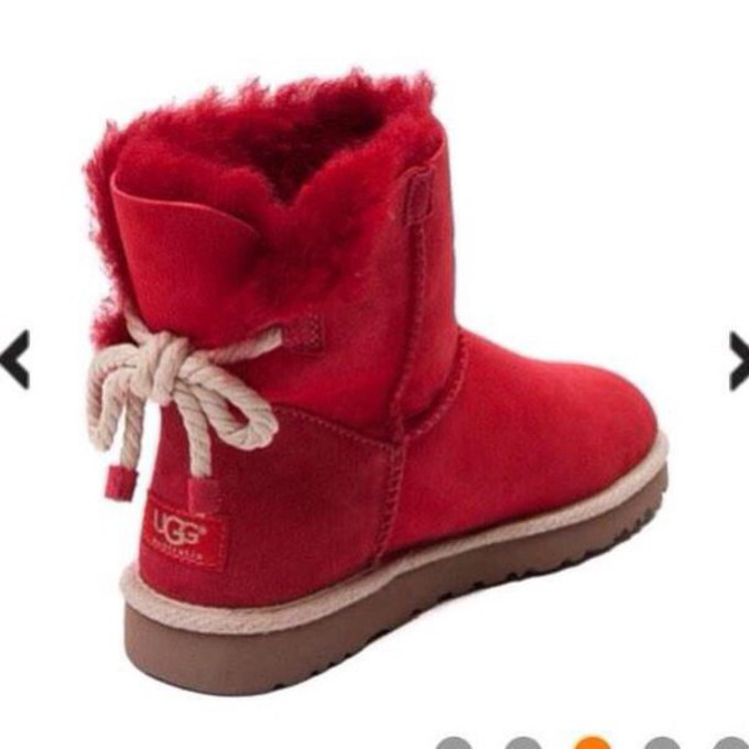 red ugg boots for women