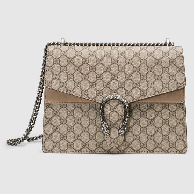 Gucci Dionysus GG Supreme shoulder bag 5a8b7f05ee4e9