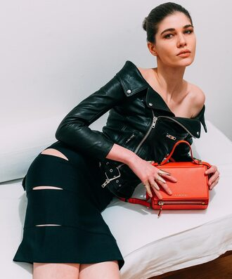 bag givenchy blogger fashion blogger purseblog purseforum purse model latest fashion trends 2016 trends spring outfits summer outfits red leather designer french firenze4ever tough elegant beautiful