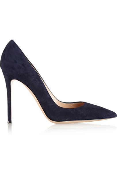 suede pumps 100 pumps suede blue shoes