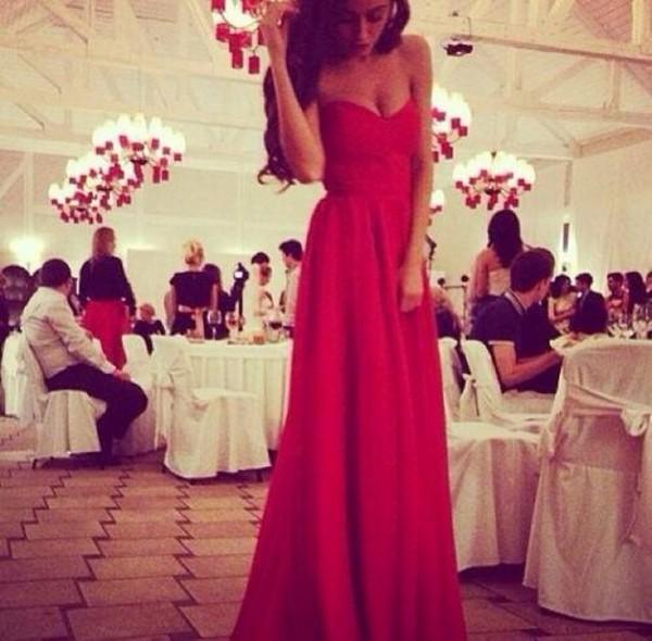 dress long red dress red dress long prom dress prom dress