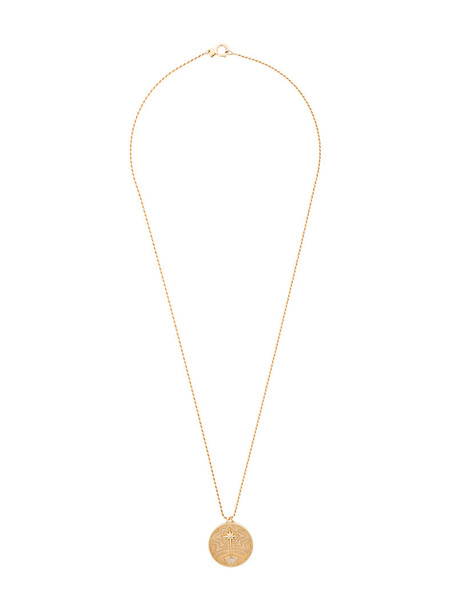 coin necklace women necklace gold grey metallic jewels