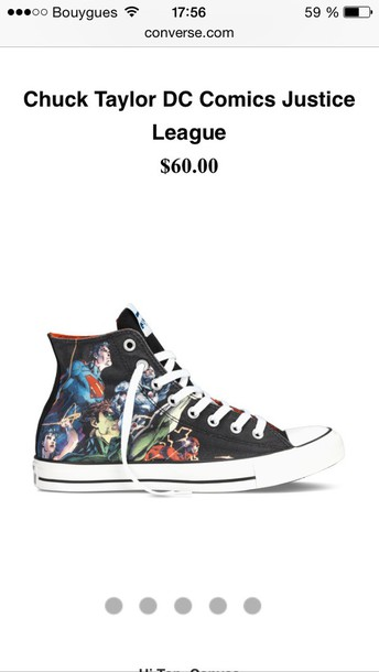 shoes The Avengers converse