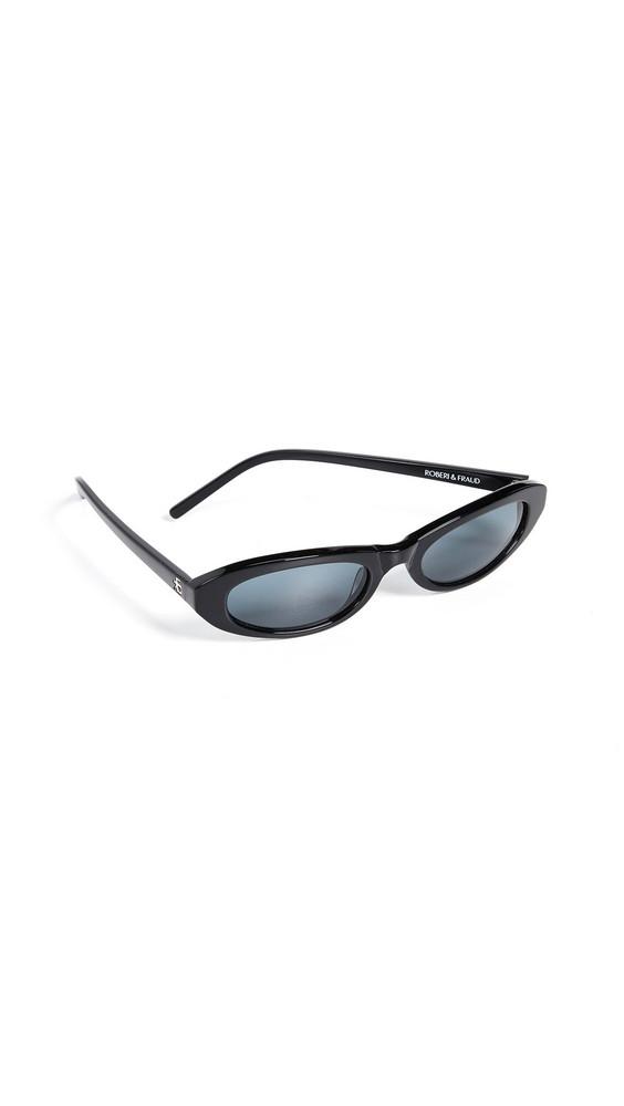 Roberi & Fraud Baby Betty Sunglasses in black