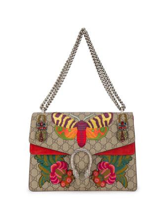 embroidered women bag shoulder bag