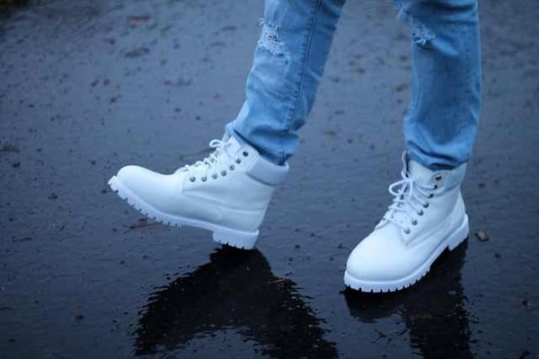 shoes white boots women timblerland whitetimbs timberland boots shoes white boots white shoes