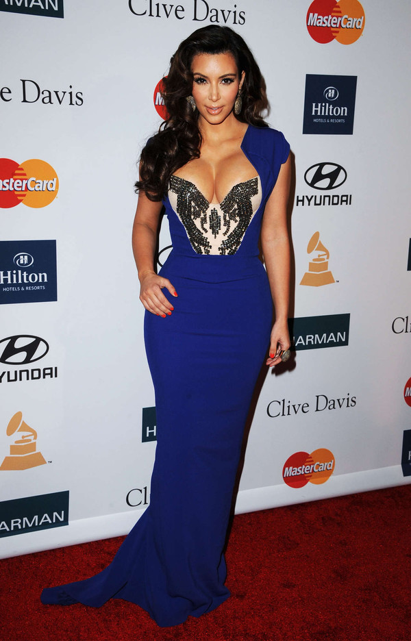 kim kardashian dress blue dress blue prom dress sexy dress sexy simple dress