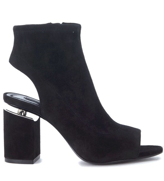 Alexander Wang suede ankle boots ankle boots suede black shoes