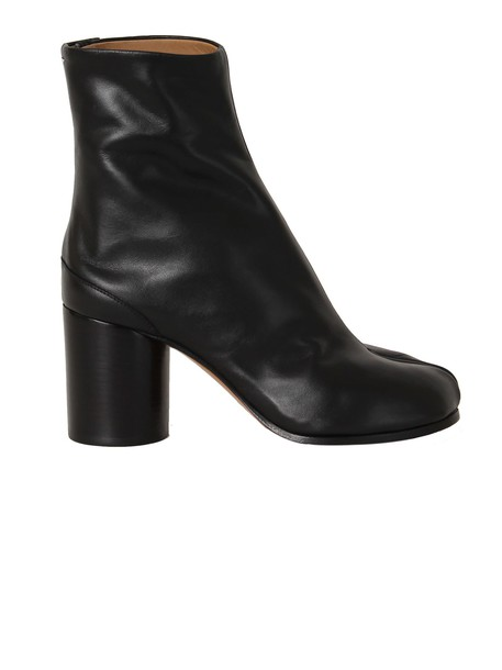 MAISON MARGIELA ankle boots black shoes