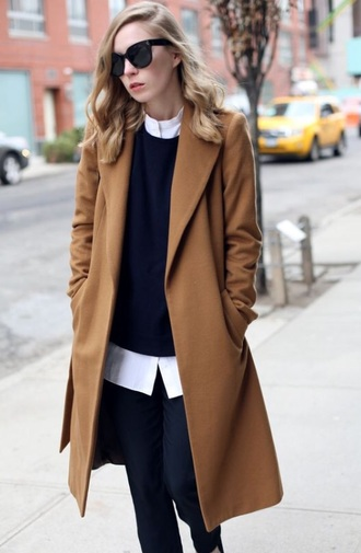 coat where do i find this brown coat beige brown brown coat classy chic