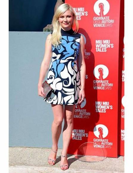 kirsten dunst dress short dress