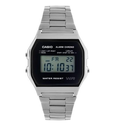 Montre Casio A158WEA-1EF Casio - Galeries Lafayette