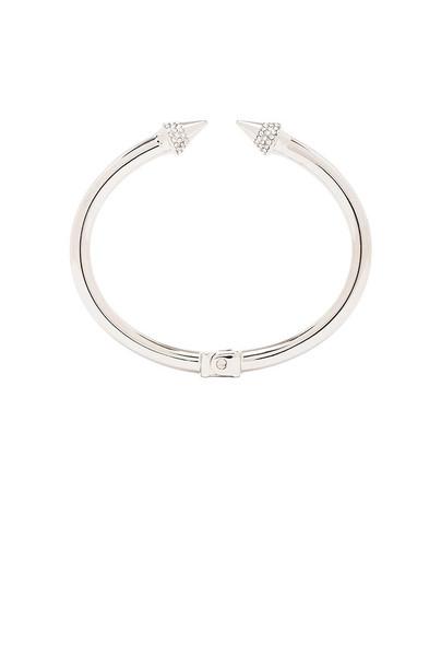 mini metallic silver