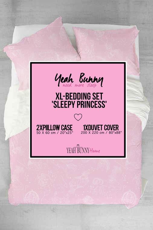 Bedding set 'Sleepy princess' XL