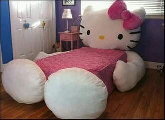 home accessory hello kitty bedroom bedding cute pink dorm room room accessoires gorgeous girly girly wishlist girly girl