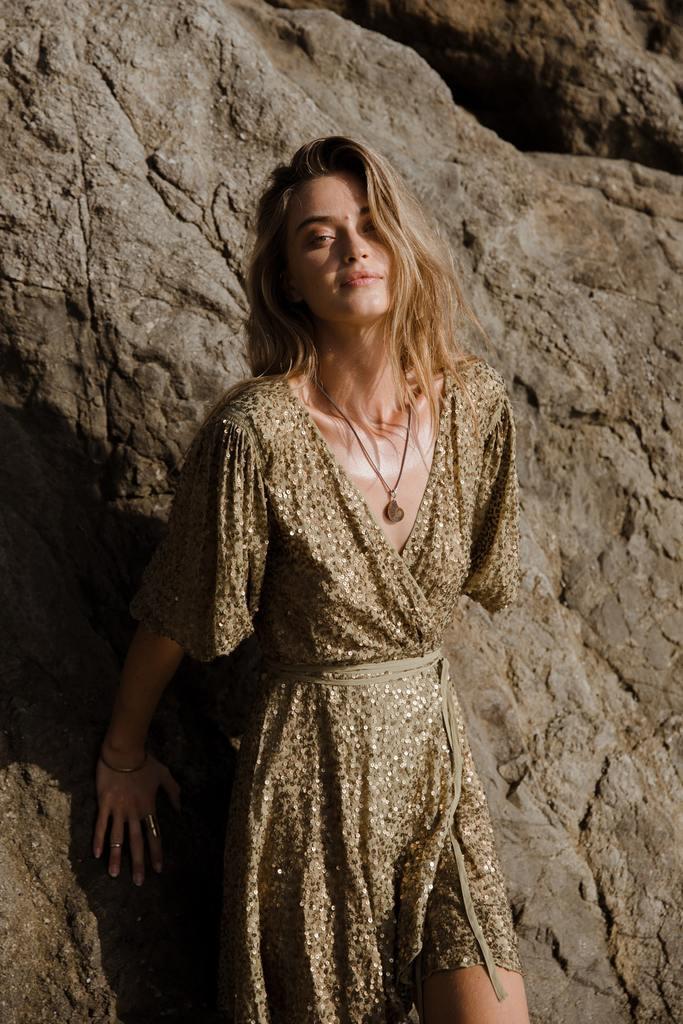 Vitoria Wrap Dress