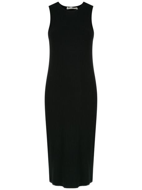 Giuliana Romanno dress midi dress women midi black