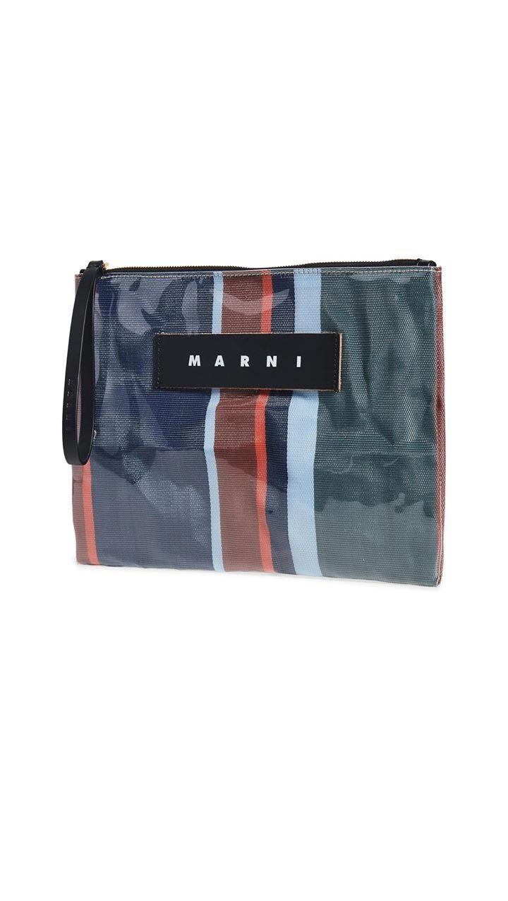 Marni Large Pochette Bag