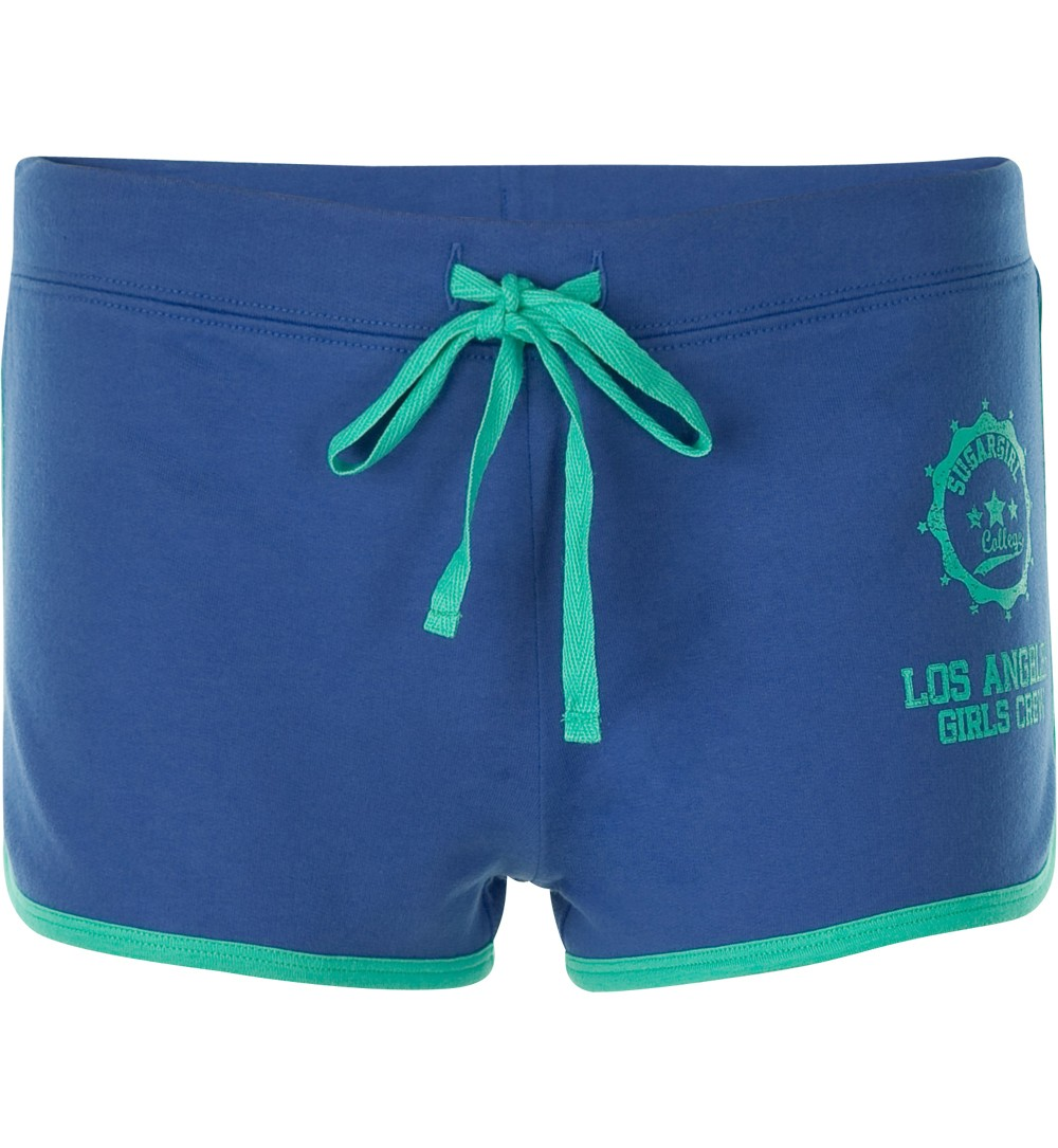 short Los Angeles bleu nuit - shorts Jennyfer