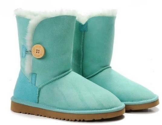 Luxury Store Ugg Snow Boots Mint