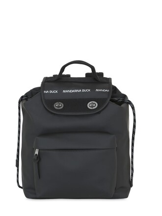 water backpack black bag