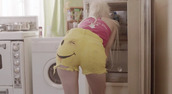 shorts,yellow,smiley
