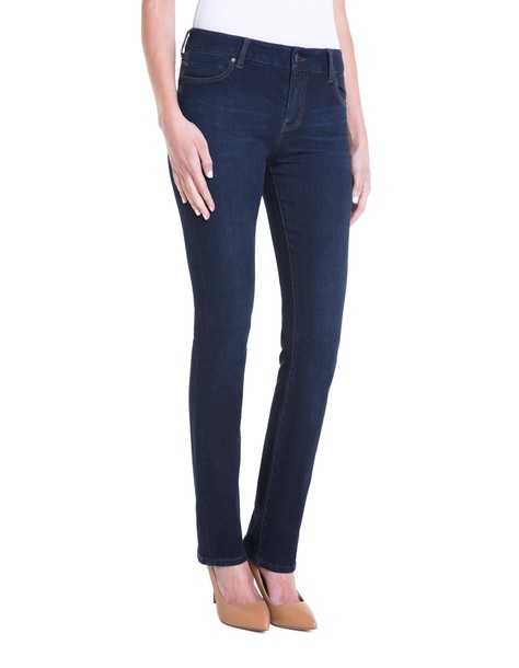 Liverpool jeans straight jeans blue