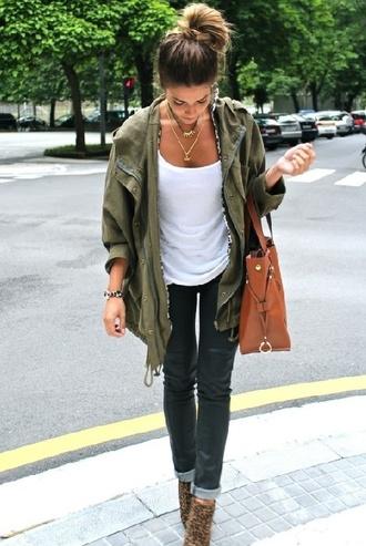 bag victoria's secret jeans jacket cute outfits t-shirt jewels coat shoes