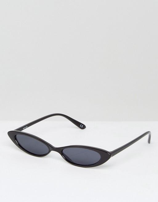 ASOS Small Cat Eye Fashion Glasses at asos.com