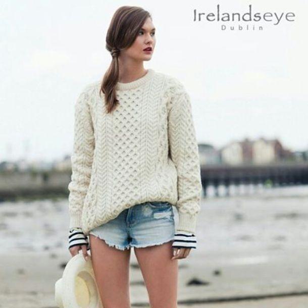 Sweater Arans Of Ireland Aran Sweaters Aran Cardigan Aran Arans