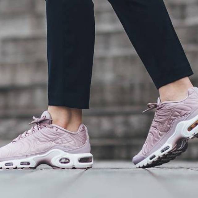 newest collection df6f1 2c248 Wmns Nike Air Max Plus SE Plum Fog Women Retro Running Shoes Sneakers  830768-551