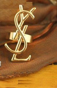 YSL logo ring | eBay