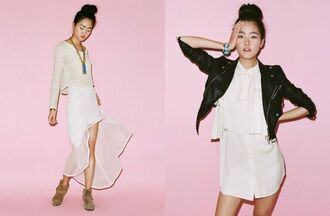 sweet pleats maxi skirt nastygal skirt