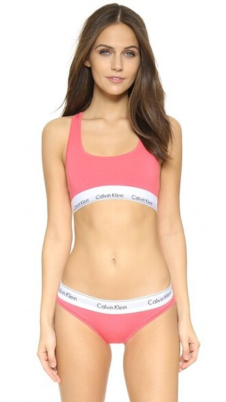 bralette cotton underwear