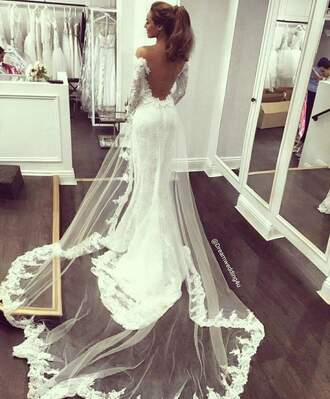 dress white dress wedding dress wedding clothes wedding accessories lace wedding dress lace dress nude lace dress nude night dress tulle dress tulle wedding dress