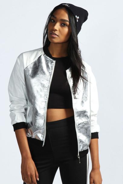 jacket bomber jacket metallica